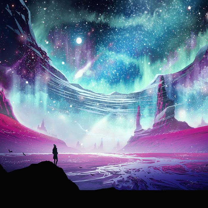 Natal Jupiter Conjunct Neptune ~ The Painter of dreams