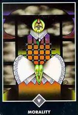 Queen of Swords Tarot Court Cards