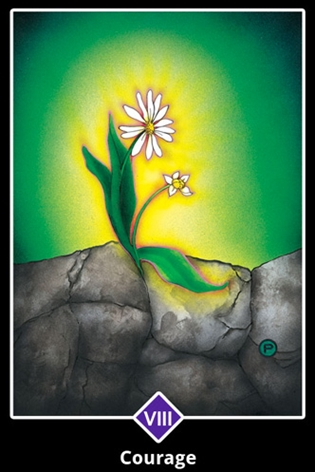 Strength Tarot-Major-Arcana