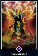 The Tower Tarot Major Arcana